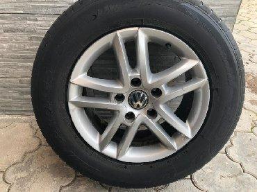 диски ауди бу в Кыргызстан: Продаю диски с резиной на VW Touareg (Туарег) от 2008 года рестайлинг