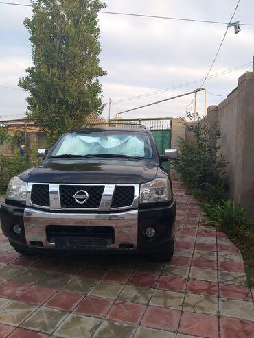 Nissan Azərbaycanda: Nissan Armada 5.6 l. 2005 | 176000 km