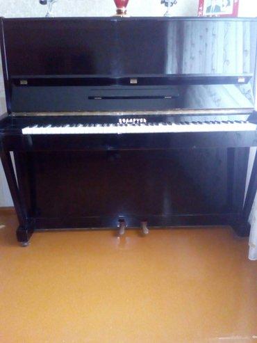 Gəncə şəhərində Piano