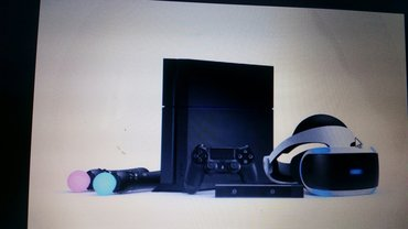 PS4 VR FULL в Бишкек