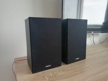 Philips xenium x128 - Srbija: Zvučnici Philips BTM 2310 od 6 oma. Dimenzije zvučnika visina 24cm