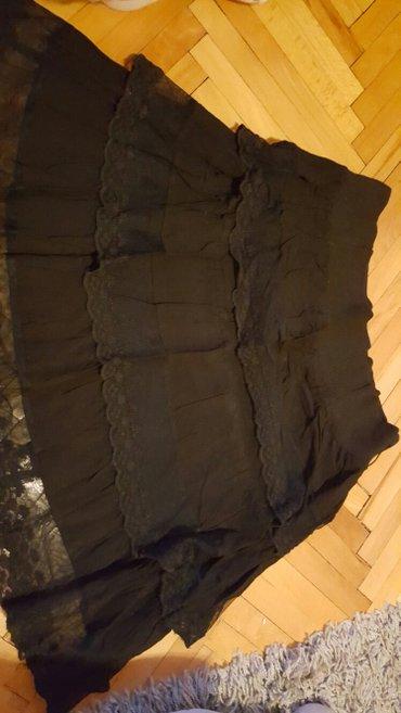 Crna suknjica - Pozarevac