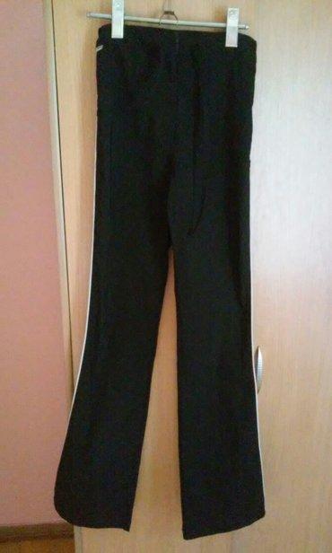 Personalni proizvodi | Vrnjacka Banja: Lepe,klasicne pantalone,uvek moderna crna boja sa belim paspulom sa