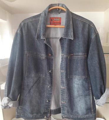 POLO jeans by Ralph Lauren. Cins kurtka XXL razmer original brenddir