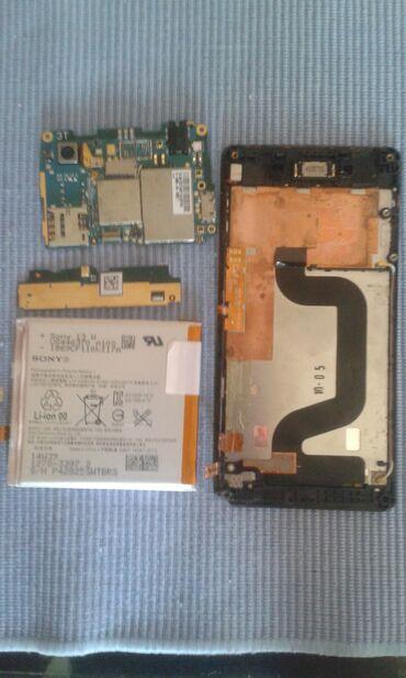 Elektronika - Ruma: Sony Xperia E3 D2203 baterija i maticna ploca za navedeni model tel