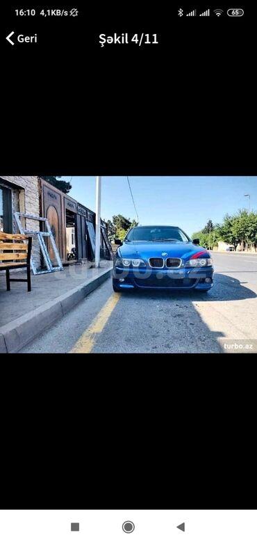 bmw z9 - Azərbaycan: BMW 523 2.5 l. 1996 | 356544 km