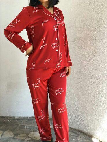 Пижама шелковая, размеры МL,Xl, есть доставка по городу и по