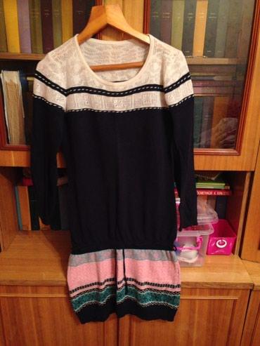 Платье трикотаж в Токмак