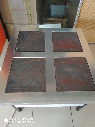 3-ох фазные камфорки для столовых и кафе камфорки на заказ адрес г.Ош