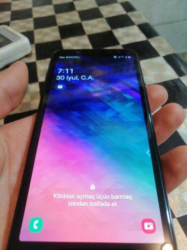 zapchasti a6 в Азербайджан: Б/у Samsung Galaxy A6 32 ГБ Черный
