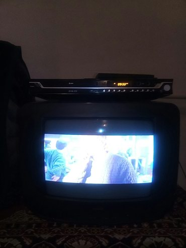 Продаю два телевизора Prima и LG с пультом в Бишкек