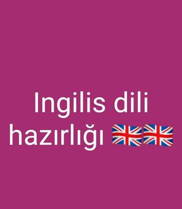 ONLINE INGILIS DILI TEDRISI 35 AZN