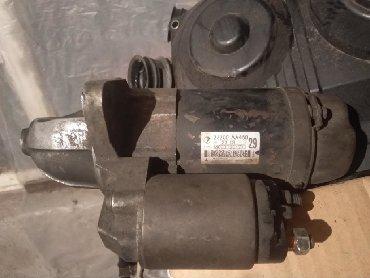 porsche panamera turbo в Кыргызстан: Стартер от subaru forester sg5 turbo
