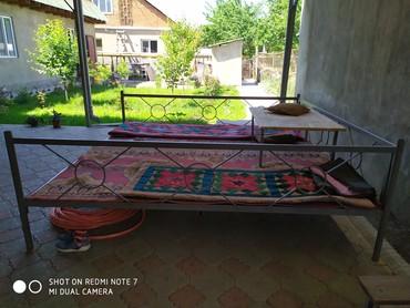 Все для дома и сада в Кок-Ой: Тапчан разборный 2.5х2.5 качественный российский метал