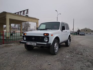 ВАЗ (ЛАДА) 4x4 Нива 2008 в Бишкек