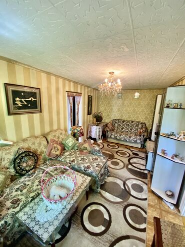прием бу мебели бишкек в Кыргызстан: Индивидуалка, 2 комнаты, 45 кв. м Бронированные двери, С мебелью, Кондиционер
