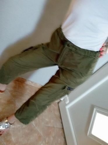Pantalone 7 /8,logg sport, original, maslinaste - Jagodina