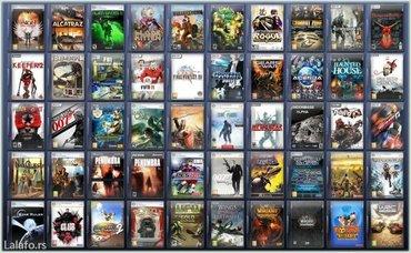 SVE PC IGRE - Najveci izbor, najpovoljnije cene  Narucivanje igara - Boljevac
