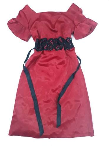 46-размер в Кыргызстан: Новое, переливающееся платье, сидит шикарно. Скрывает все недостатки ф