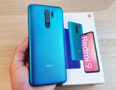Электроника - Кызыл-Суу: Xiaomi Redmi 9   64 ГБ