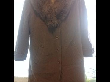 Зимнее, кашемировое пальто 46-размера, Турция.  в Бишкек
