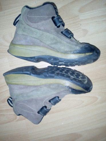 Geox cipele 31 broj na čičak, kod prstiju lepljene kod obućara. - Belgrade
