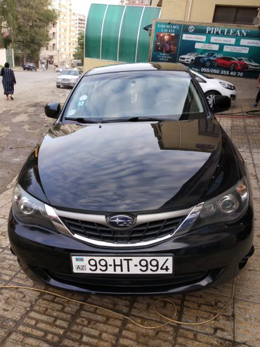 Bakı şəhərində Subaru Impreza 2009
