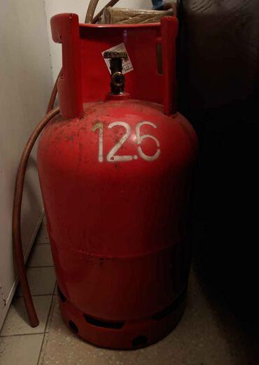 Plinska boca 12,6l Odlicno ocuvanastandarne velicine, za kucnu