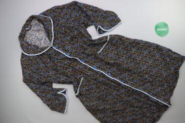Жіночий халат з принтом р. XXL    Довжина: 103 см Ширина плечей: 46 см