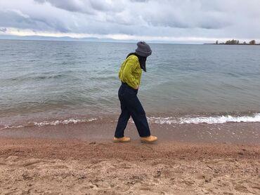 вязаное платье свободного кроя в Кыргызстан: Вязаные кофточки оверсайз, на заказ, на фото моя работа. Фото отчёт