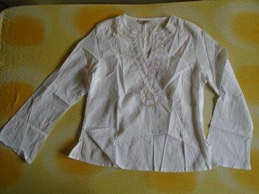 Lagana i prijatna tunika od tanjeg, pamučnog materijala, kineske - Beograd - slika 3