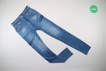 Жіночі штани у джинсовий принт Ligging, p. S/M    Довжина: 94 см Довжи