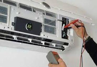 Быстрый и качественный ремонт кондиционеров
