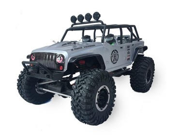 Р/У краулер Remo Hobby Open-Topped Jeeps 4WD 2.4G 1/10 RTR + в Бишкек