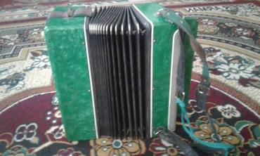 аккордеон-цена в Кыргызстан: Продаю или меняю цена 5000 тел