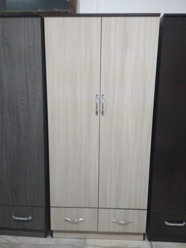 шкаф-бар в Кыргызстан: Шкаф 90ширина 90смвысота 2метрглубина 50расцветкалары бар, шаар ичине
