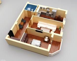 """ск """"стальмонтаж плюс"""" продает квартиры 1-2-3 к в строящимся доме. псо в Бишкек"""