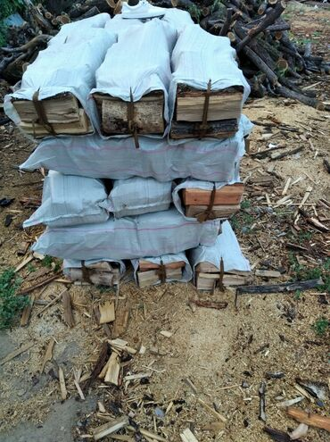 Продаются дрова оптом сухие