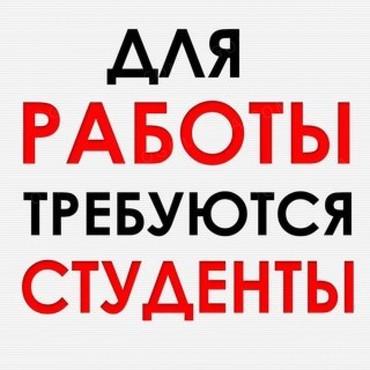 Берем студентов в Бишкек