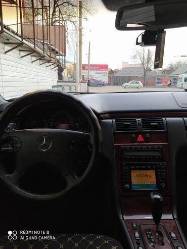 Mercedes-Benz E-Class 2.8 л. 2001