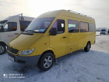 Mercedes-Benz Sprinter 2.7 л. 2002 | 484000 км