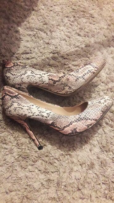Zenske cipele  Jednom obuvene