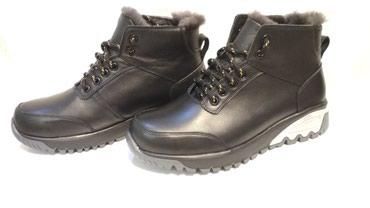 Зимние ботинки с натуральным в Бишкек