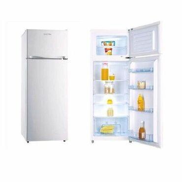 Холодильники - Кыргызстан: Новый Двухкамерный Белый холодильник Avest