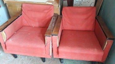 Кресла в Кара-Балта: Два кресла советских г.Кара-Балта