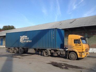 Перевозка 40 тонных контейнеров,вагонов,павильоны, оборудование и т.д. в Беловодское