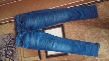 Продам джинсы в хорошем состоянии без потёртостей. Высота 94, ширина в