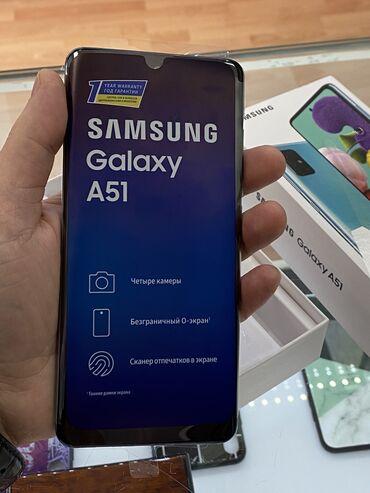 Samsung-6 - Азербайджан: Новый Samsung A51 128 ГБ Черный