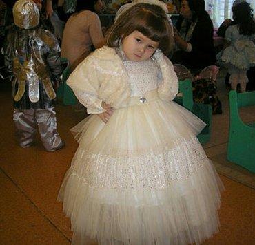 Шикарное платье одевали 2 раза, брала намного дороже. в Лебединовка