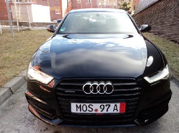 Audi 100 2 8 at - Srbija: AUDI A6 engine 2000 EURO 6 adblue 190 hp QATTROIndividualTRACTIUNE
